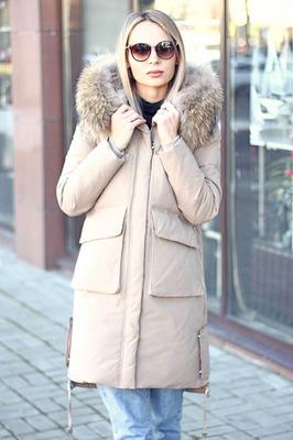 Куртка-одеяло на пуху